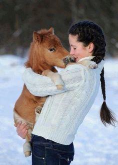 Wahre Tierfreundschaft