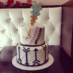 Aztec cake
