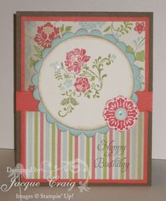 Fresh Vintage by jacque7 - Cards and Paper Crafts at Splitcoaststampers