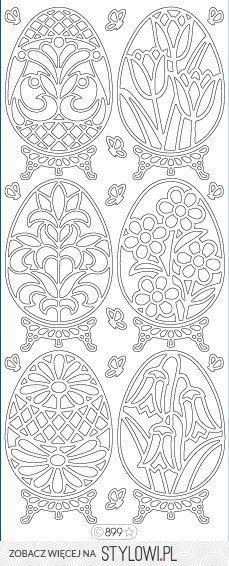 For royal icing easter eggs Easter Coloring Pages, Colouring Pages, Adult Coloring Pages, Coloring Books, Egg Crafts, Easter Crafts, Easter Ideas, Kirigami, Art D'oeuf