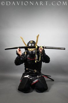 Samurai STOCK VII by PhelanDavion.deviantart.com on @DeviantArt
