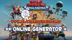 Blitz Brigade Hack/Cheats - UPDATED – Get Unlimited Diamonds and Coins (...