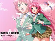 11 Mejores Imágenes De Rosario Vampire Rosario Vampire