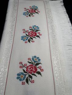Cross Stitch Borders, Cross Stitch Rose, Cross Stitch Flowers, Cross Stitch Designs, Cross Stitch Embroidery, Viking Tattoo Design, Viking Tattoos, Sunflower Tattoo Design, Foot Tattoos