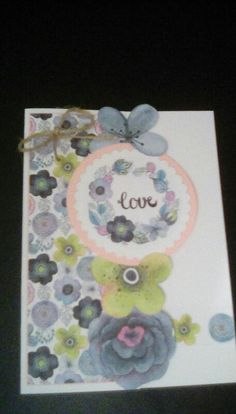 From February 2015's Making Cards