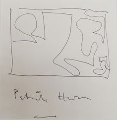 Ref: NS 025 PATRICK HERON CBE 1920 – 1999 Magenta disc and red edge Signed, dated 70 and numbered Screenprint: 23 ¼ x 30 ¾ in / 59 x 78 cm The artist's proof of this work is in the Tate Collection Abstract Drawings, Abstract Art, Patrick Heron, Joan Mitchell, Number 9, Found Art, St Ives, Gcse Art, Line Drawing