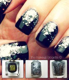Glittery nails nail-polish-obsessed