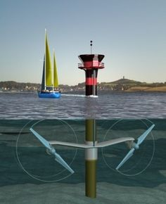 Offshore power (wind, wave, and tidal power tech) is getting a funding boost in… Water Energy, Solar Energy, Solar Power, Green Technology, Energy Technology, Alternative Energie, Tidal Power, Hydroelectric Power, Water Powers