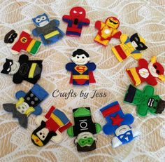 Hey, I found this really awesome Etsy listing at http://www.etsy.com/listing/158024528/mix-n-match-finger-puppet-set