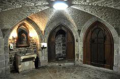 st donats castle -