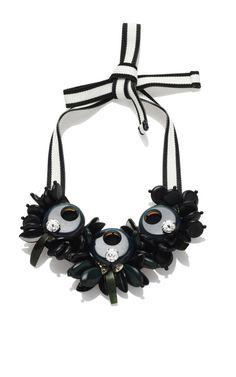 Shop Cipresso Resin Necklace by Marni for Preorder on Moda Operandi