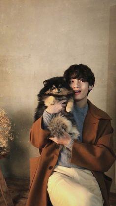 Bts Taehyung, Bts Jungkook, Foto Bts, V Bta, Bts Dogs, V Smile, V Model, Images Esthétiques, V Bts Wallpaper
