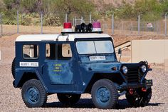 1969's USAF Security Police Jeep...Davis Mountain AFB. Old Police Cars, Military Police, Suv Trucks, Fire Trucks, Smokey And The Bandit, Car Badges, Military Vehicles, Police Vehicles, Police