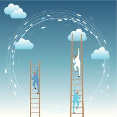 Vector Illustration About Success Concept Vector Art 467052701 | Getty Images