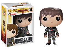 Pop! Movies: How to Train Your Dragon - Hiccup | Funko