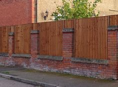 pressure treated heavy duty overlap fence panels fencing