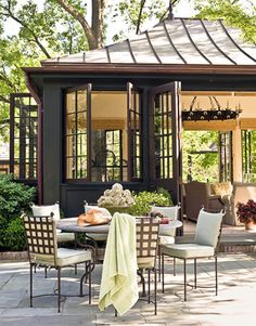 check out the folding windows for the screened in porch