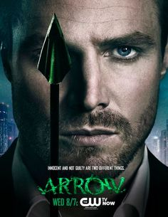 "Arrow TV series  ""My name is Oliver Queen. For five years I was stranded on an island with only one goal: survive. Now I will fulfill my father's dying wish. To use the list of names he left me and bring down those who are poisoning my city. To do this, I must become someone else. I must become... something else.""  —Oliver Queen"