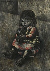 The Girl and the Doll xavier Bueno