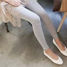 Ikeacasa, Legging Brushed Lining Fleece Women Pants Stretchy High Elastic Cotton Skinny High Waist Slim Stretch Long //Price: $3.53 & FREE Shipping //     #nails #shop #design