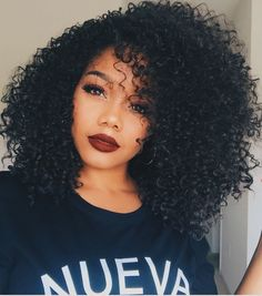 Crochet Braids Hairstyles You Can't Miss Update) 45 Crochet Braids Hairstyles You can't Miss Update) crochet afro hair styles - Crochet Hair Crochet Braids Hairstyles You can't Miss Update) crochet afro hair styles - Crochet Hair Styles Natural Crochet Hair, Best Crochet Hair, Afro Hair Style, Curly Hair Styles, Natural Hair Styles, Style Bangs, Kinky Curly Wigs, Human Hair Wigs, Curly Afro