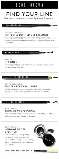 Find Your Perfect Line.