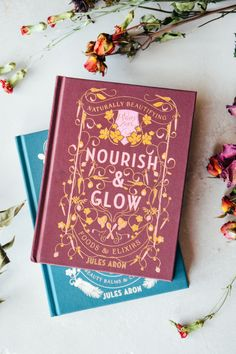 petals + blooms beauty punch   celebrating jules aron's pretty zen book releases + a giveaway   holly & flora