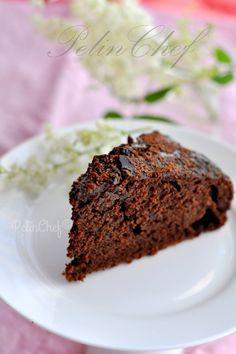 Nigella's Chocolate Cake Nigella Chocolate Cake, Delicious Desserts, Dessert Recipes, Favim, Muffin, Sweets, Cooking, Breakfast, Kuchen