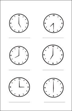 Egyéni fejlesztési terv Tao, Clock, Watch, Clocks