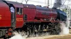 LMS#6233, 'Duchess of Sutherland ' Doncaster  England