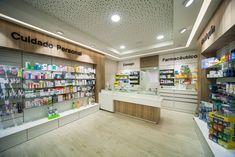 Diseño de farmacias modernas - Mobiliario para farmacias   Concep
