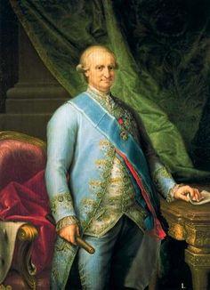 Carlos IV - Francisco Bayeu y Subias