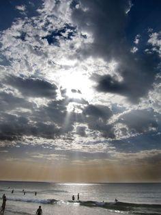 France - grand Crohot beach - Lege Cap Ferret