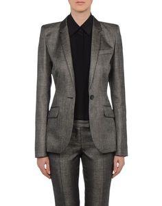 A good basic wardrobe item - tailored suit