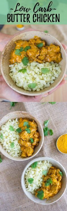 This Keto Butter Chicken is a simple and easy take on the classic butter chicken dish, using minimal ingredients without sacrificing any flavor. A low carb Indian-inspired meal!