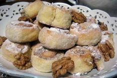 RUŽICE: Fini kolačići s orasima po receptu naših baka