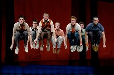The Smash Hit Broadway Revival Of West Side Story Heads To Philadelphia March 28-April 8