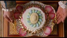 Laduree prepared the confections for Sofia Coppola's film, Marie Antoinette