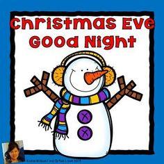 Christmas Eve Good Night Book Companion