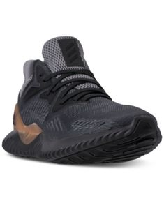 8124769e0 adidas Men s AlphaBounce Beyond Running Sneakers from Finish Line   Reviews  - Finish Line Athletic Shoes - Men - Macy s