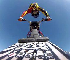 Más #FMX! Ahora es el turno para esta espectacular foto con la #DriftGhostS de Javier villegas. #LiveOutsideTheBox!