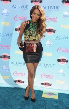 Watch out for this vamp! Katerina Graham, made an appearance at the 2013 Teen Choice Awards looking hungry for attention!