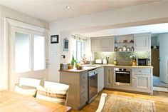 Kitchen/Dining Room 215.00 sutton street nn7 1 bed terraced