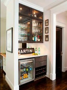 15 stylish small home bar ideas - Bars Designs For Home