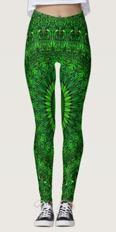 Discover Green leggings at Zazzle! Boho Outfits, Summer Outfits, Bohemian Style, Bohemian Design, Green Leggings, Boho Fashion, Womens Fashion, Boho Clothing, Clothing Apparel