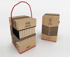 SIMPO ŠIK package for plywood samples
