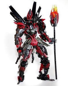 Diatan by Peter Bionicle