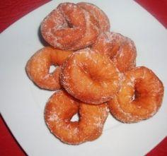 Rosquillas de Naranja Te enseñamos a cocinar recetas fáciles cómo la receta de Rosquillas de Naranja y muchas otras recetas de cocina.