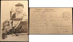 Открытка из Адольфа Гитлера Карл Lanzhammer, декабрь 1916