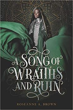 """Read """"A Song of Wraiths and Ruin"""" by Roseanne A. Brown available from Rakuten Kobo. The first in a gripping fantasy duology inspired by West African folklore in which a grieving crown princess and a despe. High Fantasy, Fantasy Books, Fantasy Romance, Ya Books, Good Books, Books To Read, Amazing Books, Library Books, New York Times"""